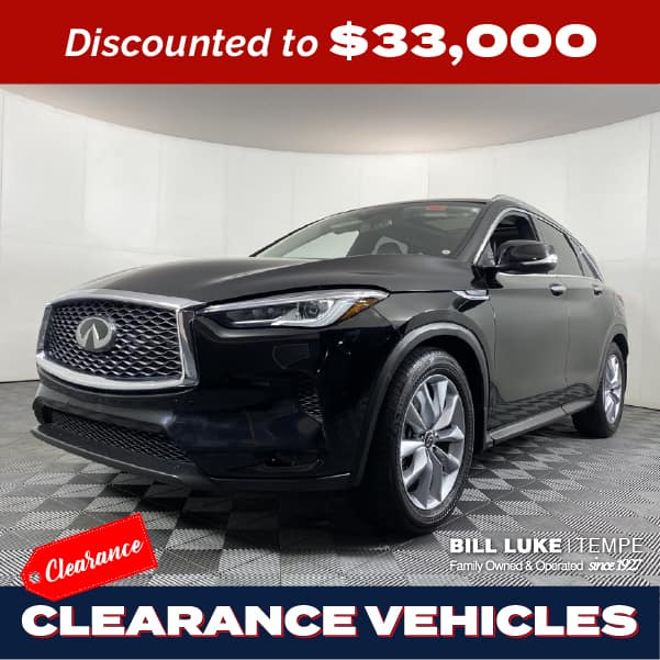 PRE-OWNED 2020 INFINITI QX50 LUXE AWD 4D SPORT UTILITY