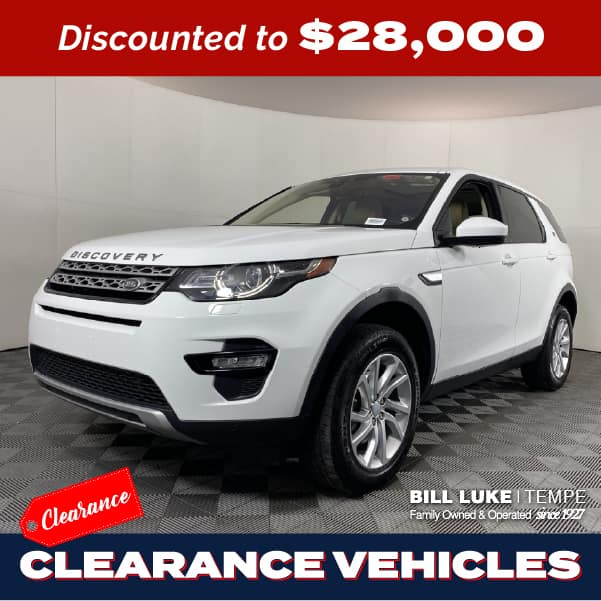 PRE-OWNED 2017 LAND ROVER DISCOVERY SPORT HSE 4WD 4D SPORT UTILITY