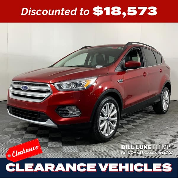 PRE-OWNED 2019 FORD ESCAPE SEL FWD 4D SPORT UTILITY