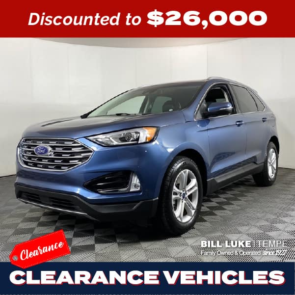 PRE-OWNED 2019 FORD EDGE SEL AWD 4D SPORT UTILITY