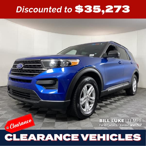 PRE-OWNED 2020 FORD EXPLORER XLT 4WD 4D SPORT UTILITY