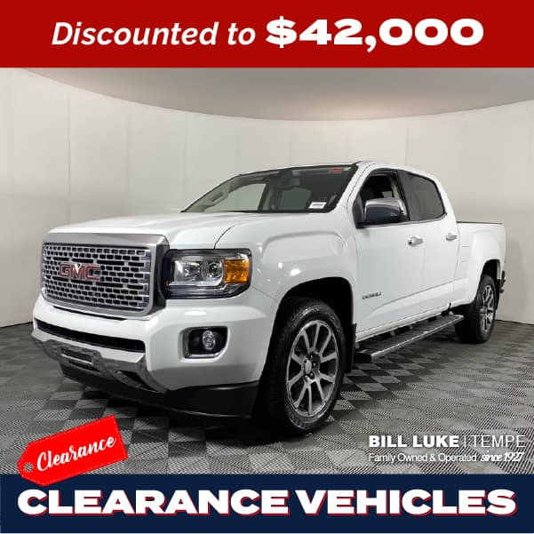PRE-OWNED 2019 GMC CANYON DENALI 4WD 4D CREW CAB
