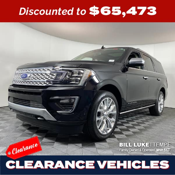 PRE-OWNED 2019 FORD EXPEDITION PLATINUM 4WD 4D SPORT UTILITY