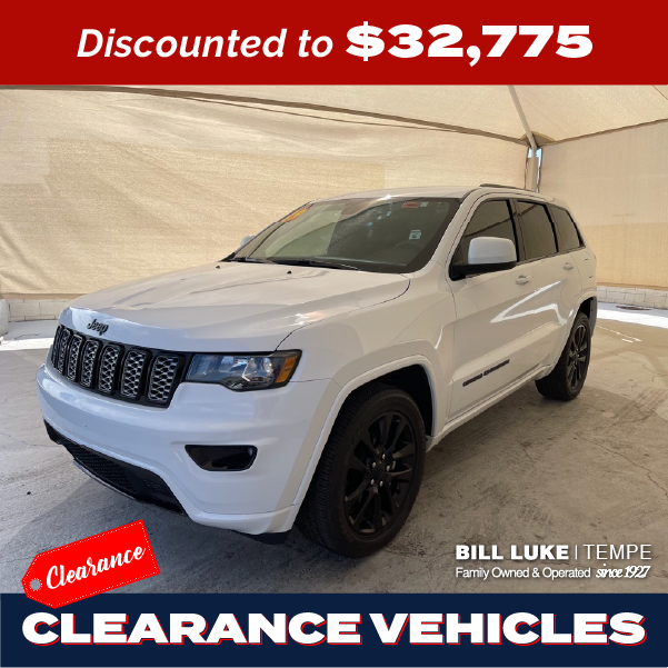 PRE-OWNED 2019 JEEP GRAND CHEROKEE ALTITUDE RWD 4D SPORT UTILITY