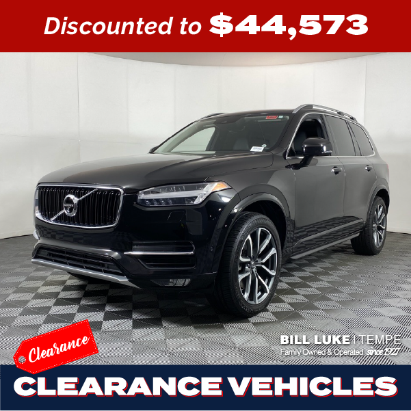 PRE-OWNED 2018 VOLVO XC90 T6 MOMENTUM AWD 4D SPORT UTILITY