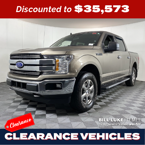 PRE-OWNED 2019 FORD F-150 XL RWD 4D SUPERCREW