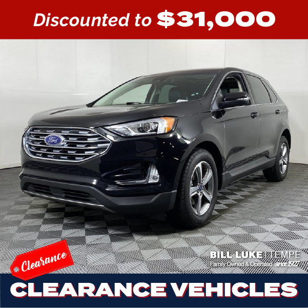 PRE-OWNED 2020 FORD EDGE SEL FWD 4D SPORT UTILITY