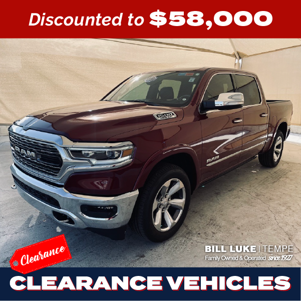PRE-OWNED 2020 RAM 1500 LIMITED 4WD 4D CREW CAB