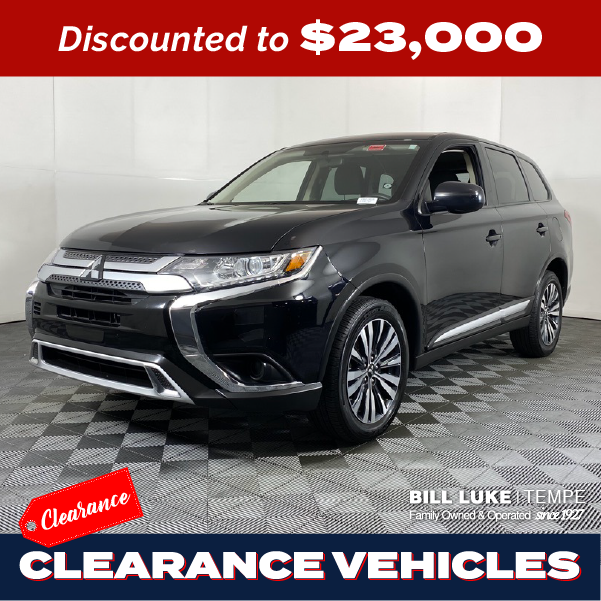 PRE-OWNED 2020 MITSUBISHI OUTLANDER SEL 4WD 4D SPORT UTILITY
