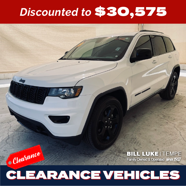 PRE-OWNED 2019 JEEP GRAND CHEROKEE UPLAND EDITION RWD 4D SPORT UTILITY