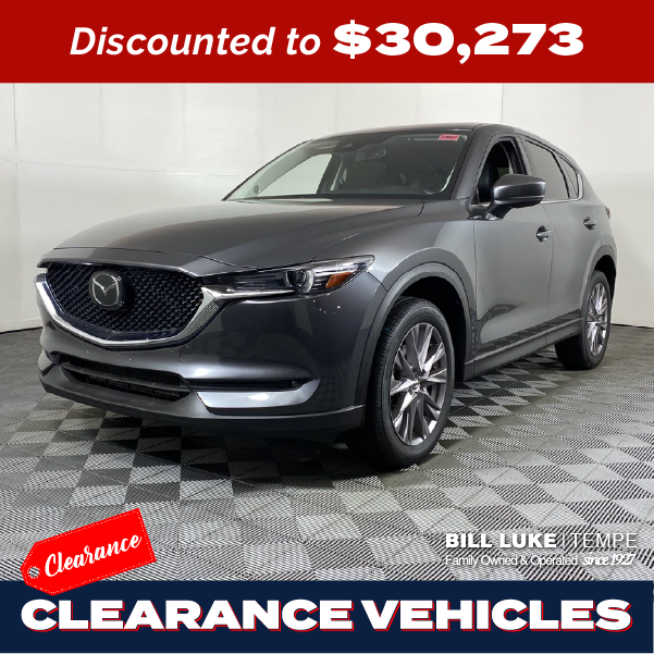 PRE-OWNED 2019 MAZDA CX-5 GRAND TOURING RESERVE AWD 4D SPORT UTILITY