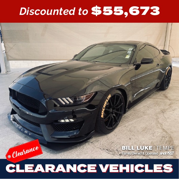 PRE-OWNED 2016 FORD MUSTANG SHELBY GT350 RWD 2D COUPE