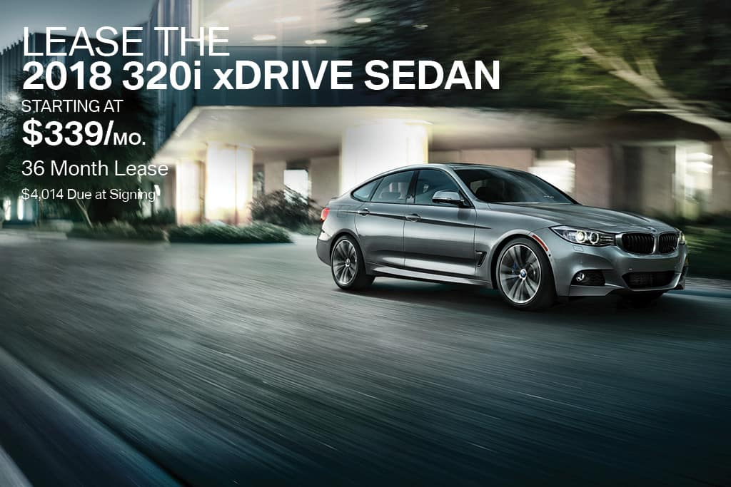 New 2018 BMW 3 Series Lease Offer BMW of Bayside