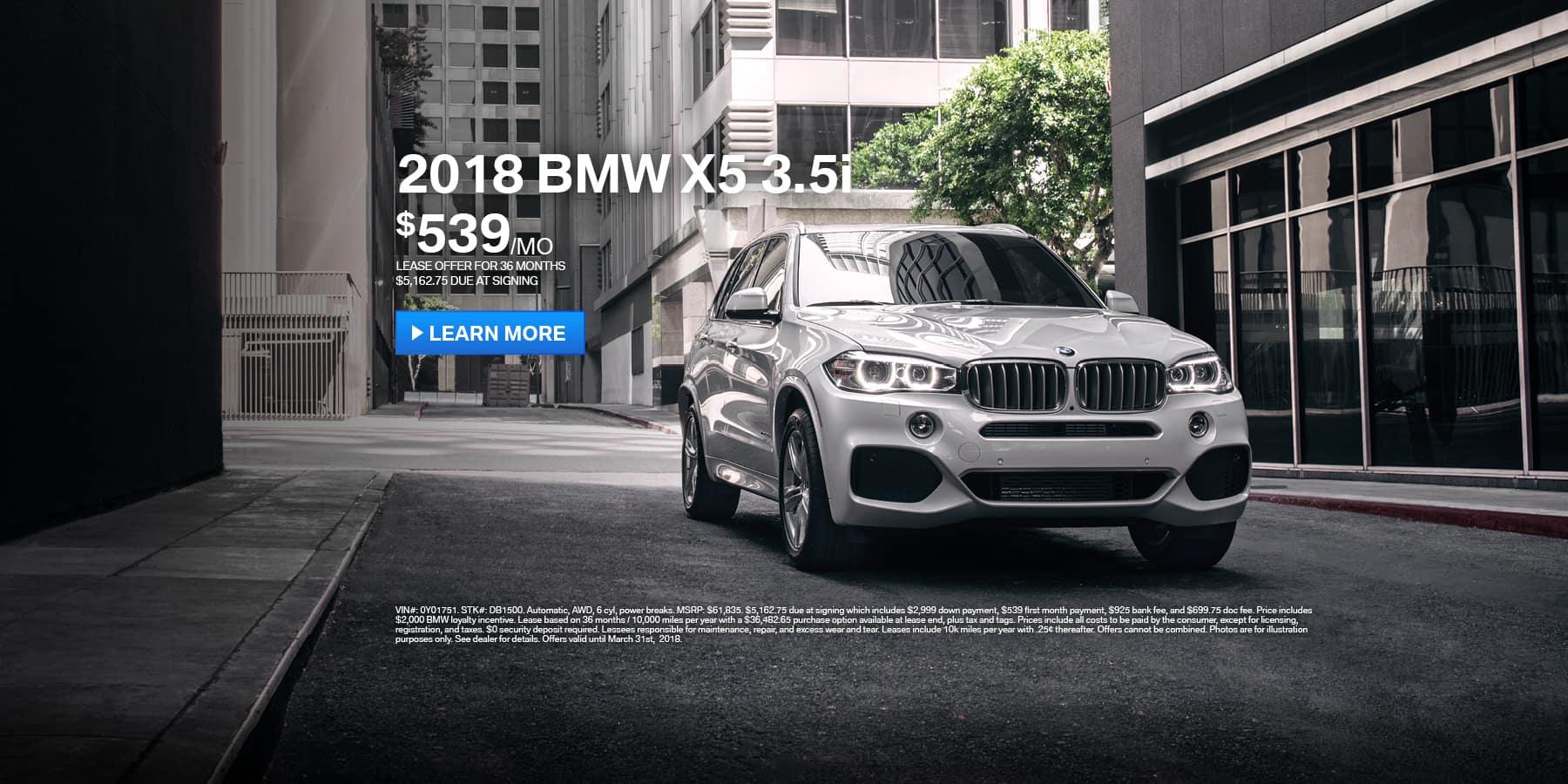 2018 BMW_X5