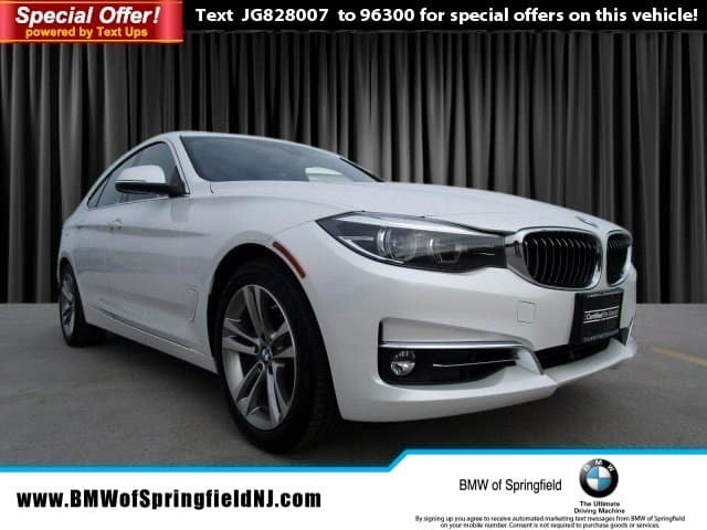 Certified Pre-Owned 2018 BMW 3 Series 330i xDrive With Navigation & AWD Loaner