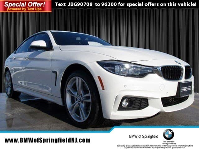 Certified Pre-Owned 2018 BMW 4 Series 430i xDrive With Navigation & AWD Loaner
