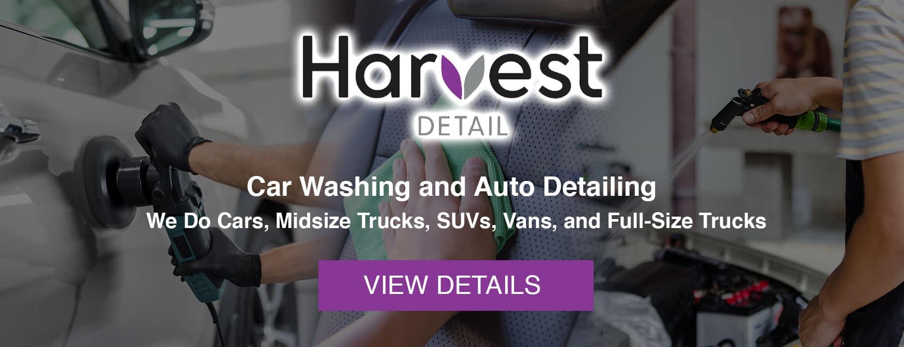 Harvest Detail