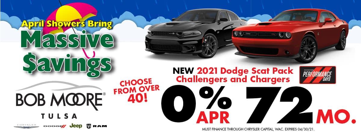Massive Savings 2021 Dodge Challenger 0% APR 72 Months