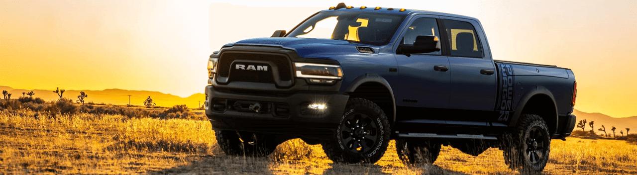 2021 RAM 2500 Heavy Duty