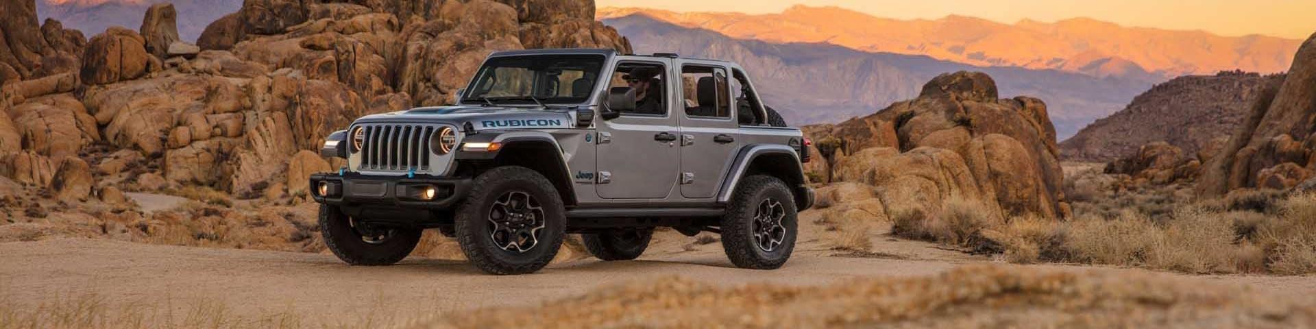2021 Jeep Wrangler 4xe in OKC