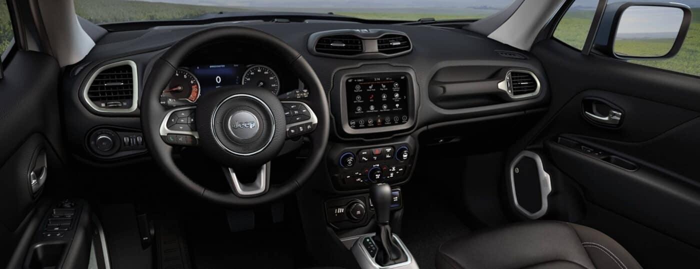 2020 Jeep Renegade Interior Dash
