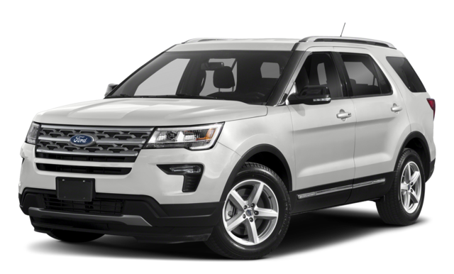 2018 Ford Explorer compare