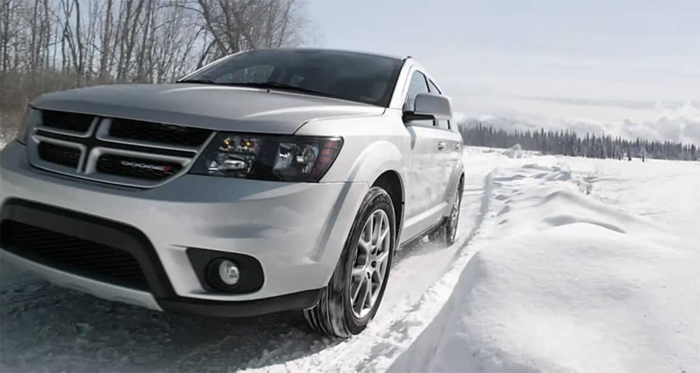 2018 Dodge Journey AWD