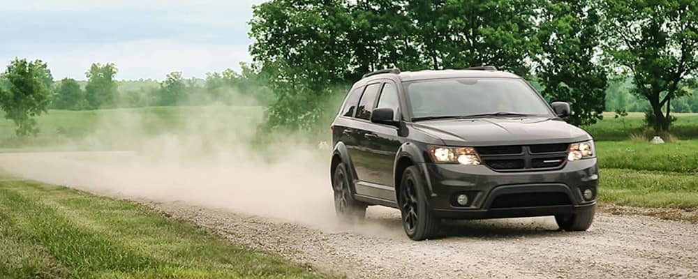 2018 Dodge Journey Driving