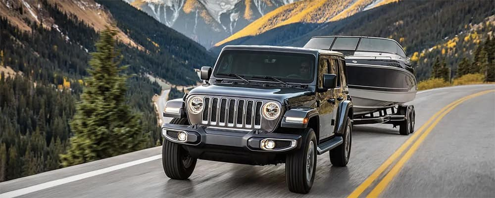 Jeep Wrangler Towing