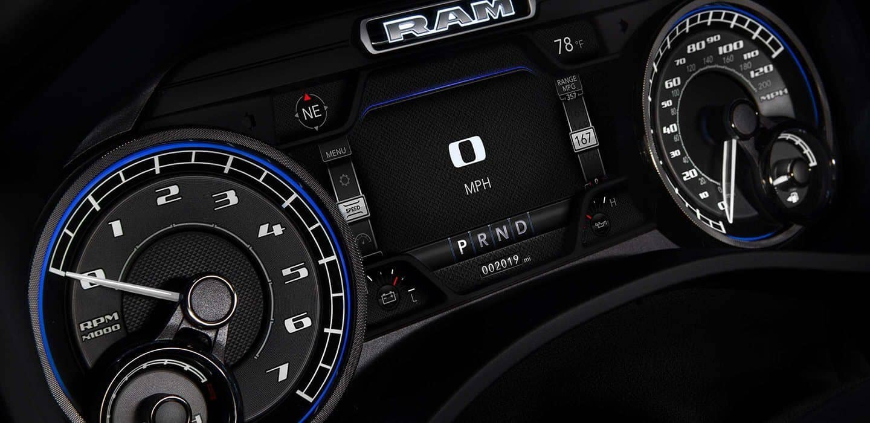 Ram 1500 Interior