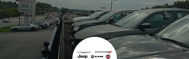 Central Maine Chrysler Dodge Jeep Ram FIAT