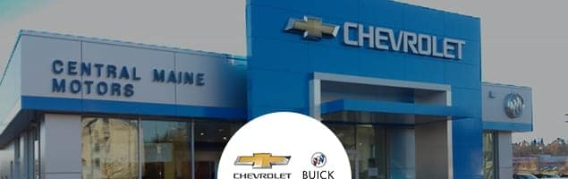 Central Maine Motors Chevy Buick