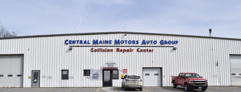 Central Maine Motors Auto Group Collision Center