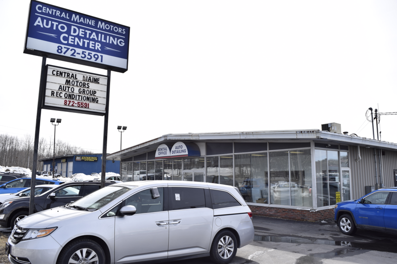 Central Maine Motors >> Collision Repair Services Car Repair Shop Near Waterville