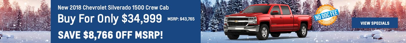New Silverado Save $8,766 Now!