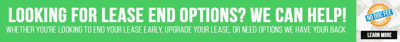 Lease End Options