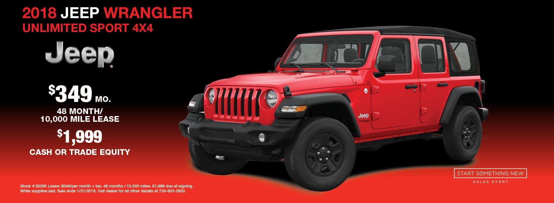 Jeep Promotion
