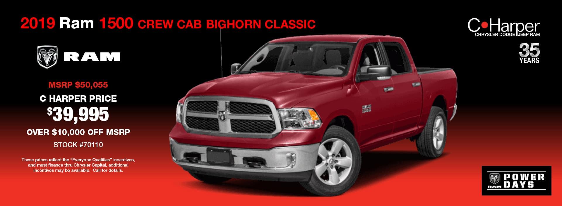 C. Harper CDJR Of Connellsville | Chrysler, Dodge, Jeep, Ram Dealer In  Connellsville, PA
