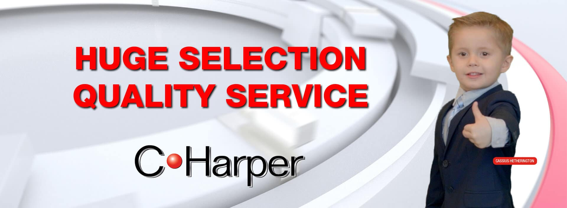 Huge Selection - Quality Service