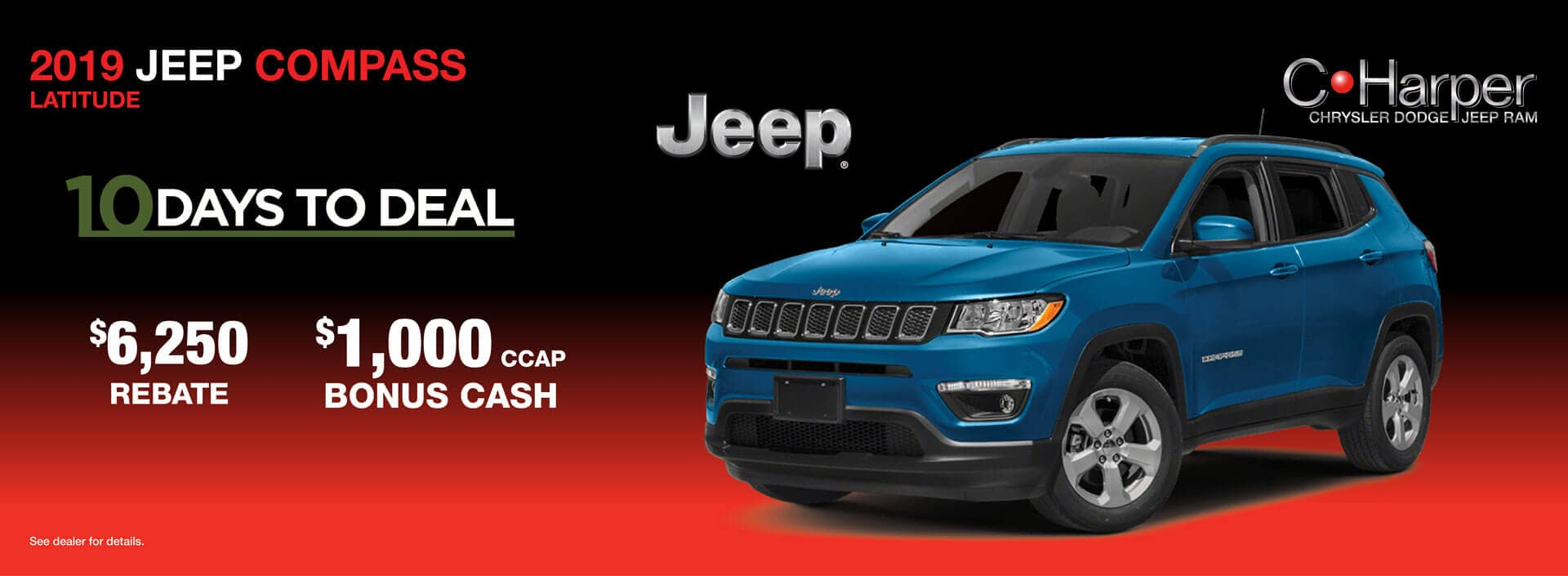 10 Days to Deal: Jeep Compass