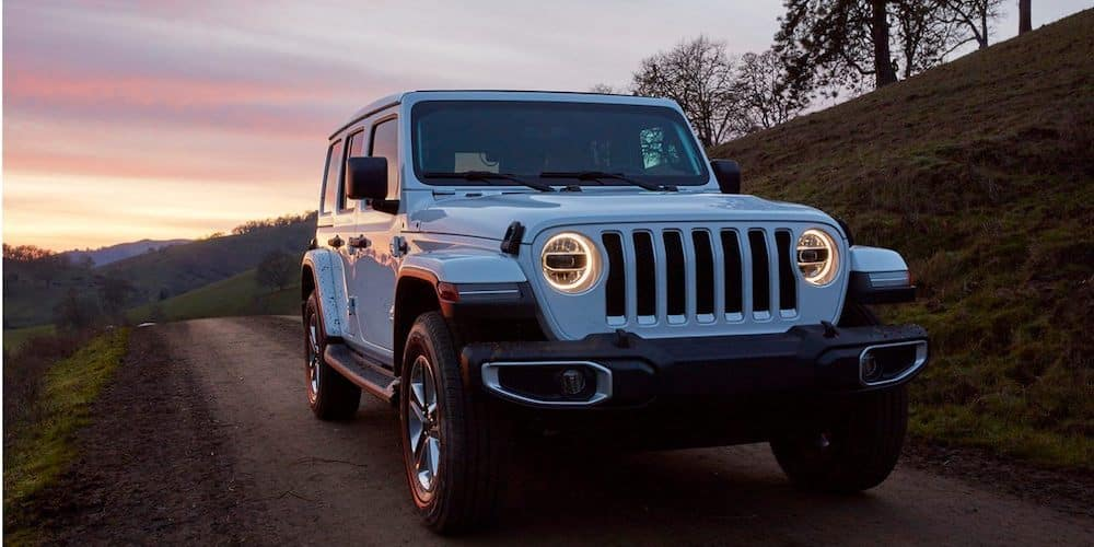 2020 Jeep Wrangler near Uniontown