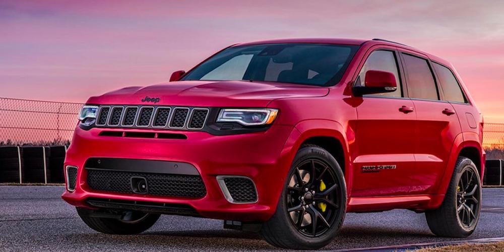 2020 Jeep Grand Cherokee near Uniontown