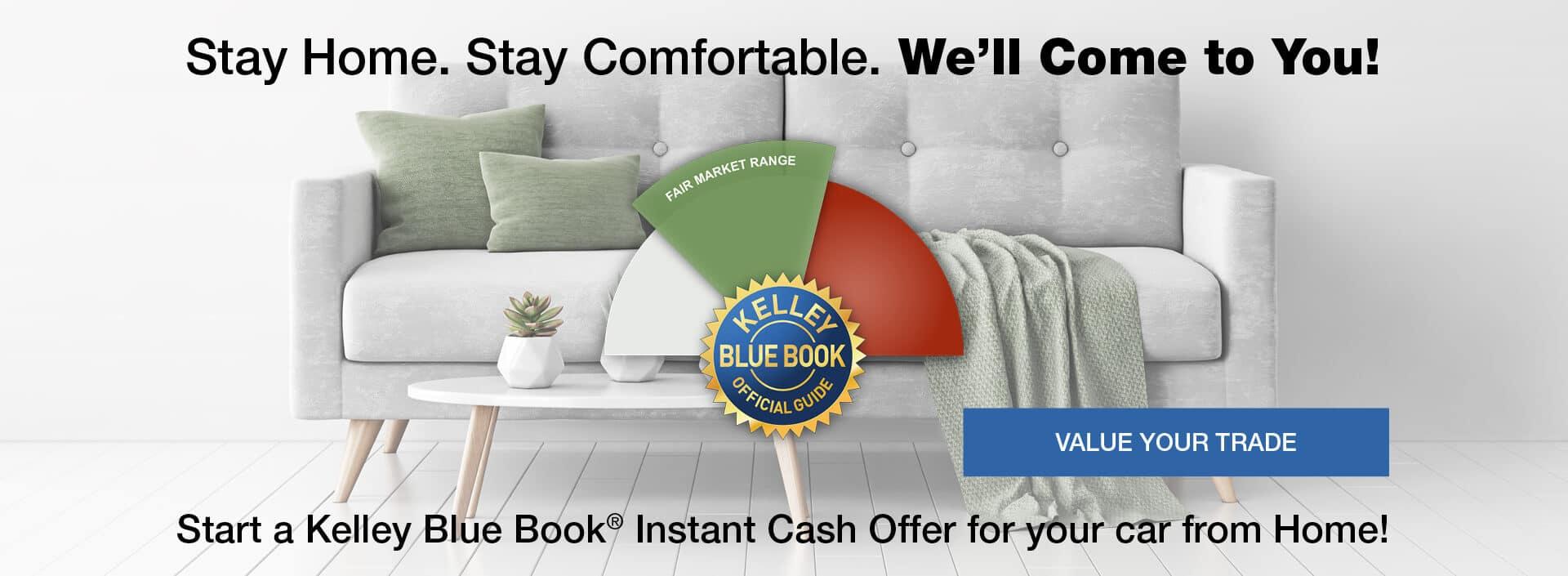 Kelley Blue Book Instant Cash Offer - Participating Dealer
