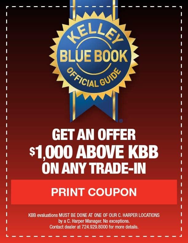 KBB Trade-In Offer