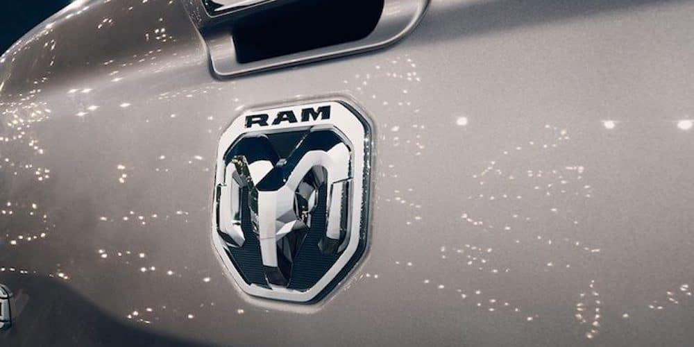 RAM Oil Change