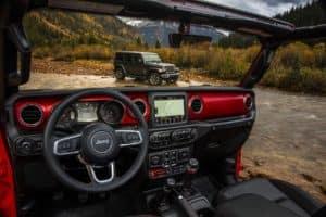 2021 Jeep Wrangler Trim Levels Connellsville PA
