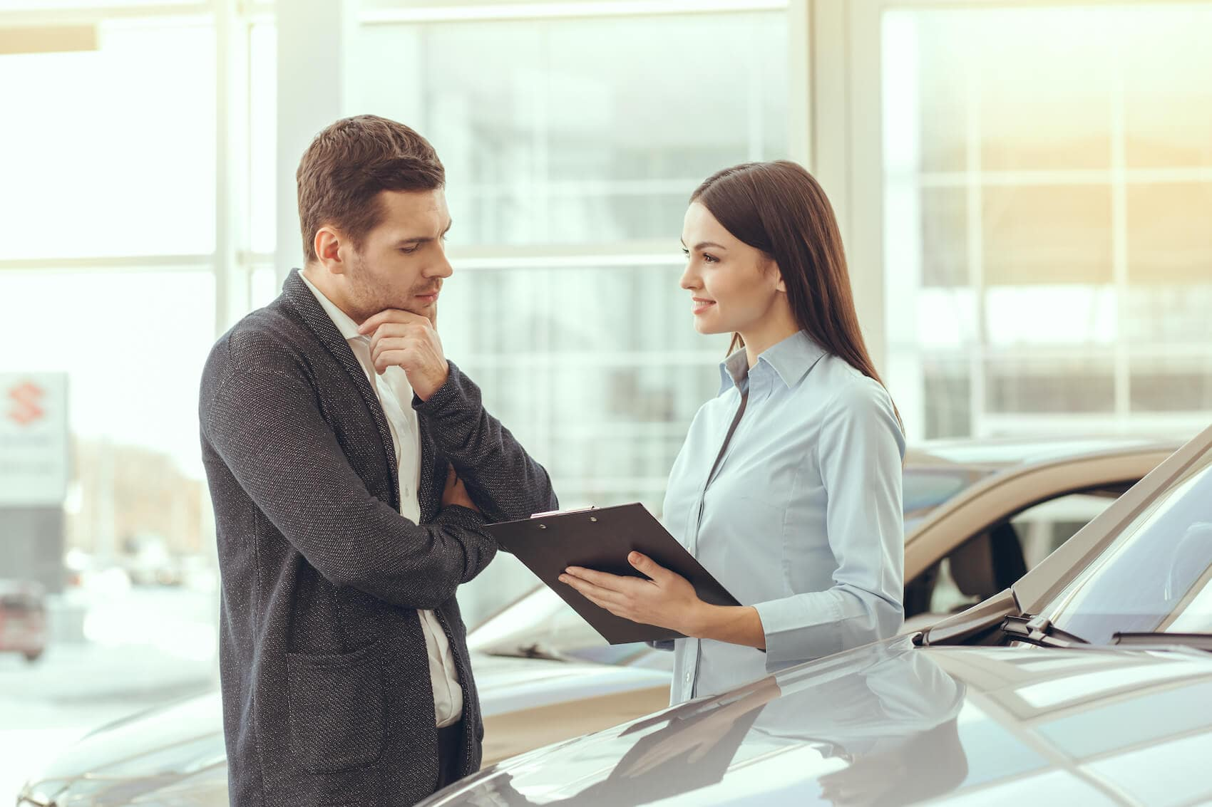 Financing Your Used Chevy