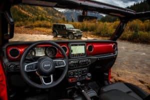 2021 Jeep Wrangler vs Ford Bronco Connellsville PA