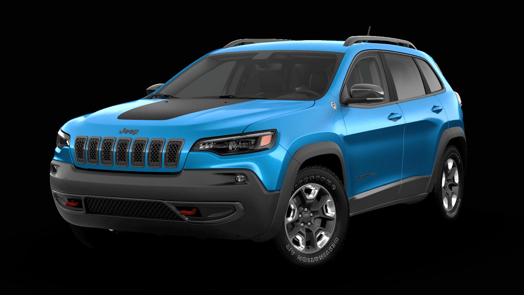 Jeep Cherokee Trailering