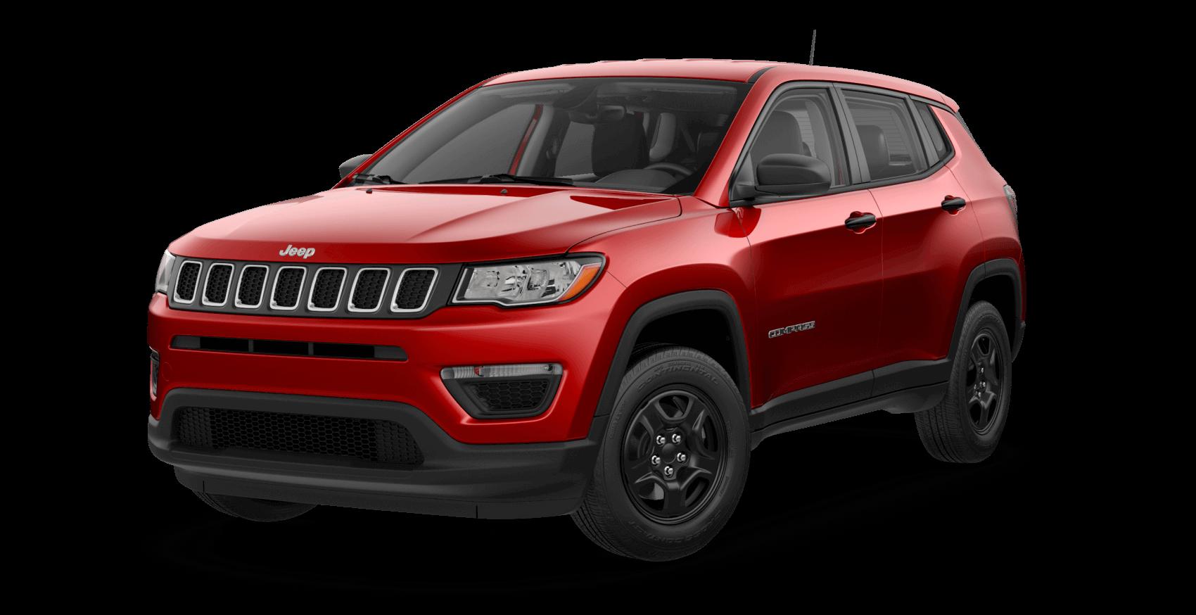2021 Jeep Compass Sport Redline C. Harper CDJR